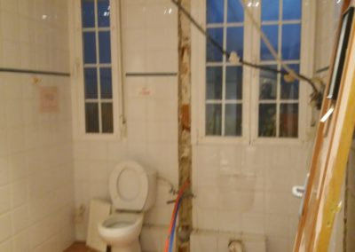Foto del antes reforma baño