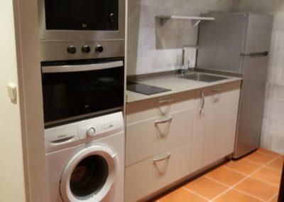 foto reforma cocina finalizada en madrid