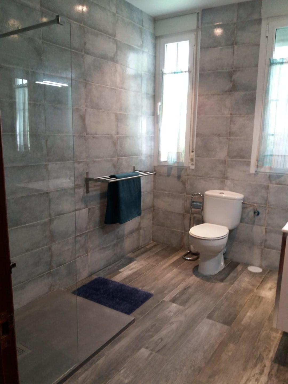 Foto reforma baño finalizado madrid